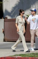 Amelia Hamlin Is excited heading to Cha Cha Matcha with her boyfriend