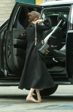 Angelina Jolie Seen taking her kids to movies in Los Angeles
