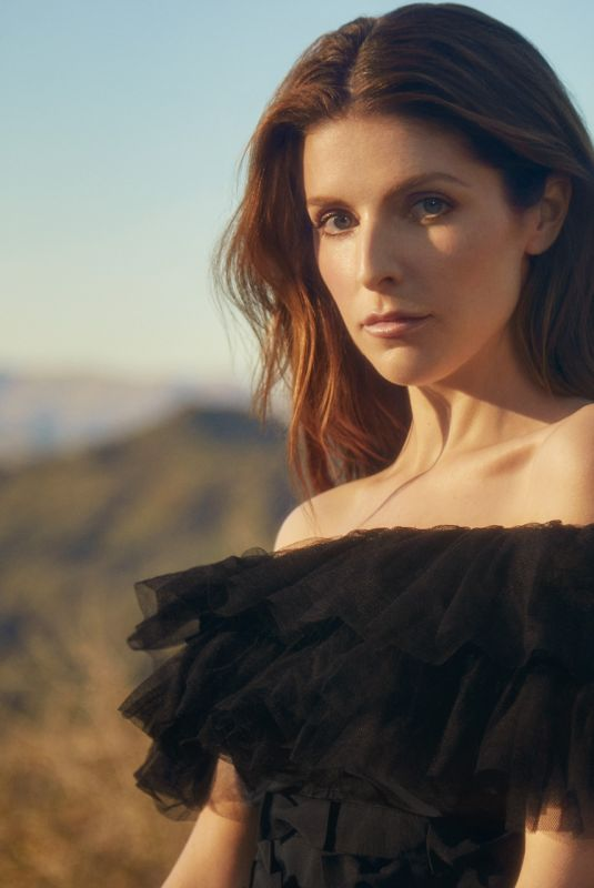 Anna Kendrick - InStyle Mexico, April 2020