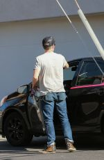 Anna Paquin and Stephen Moyer are spotted out in Los Angeles