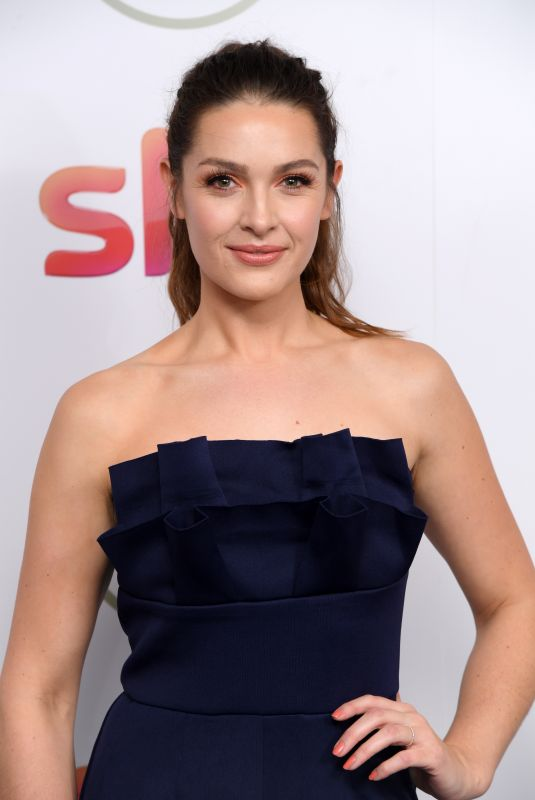 Anna Passey At The TRIC Awards, Arrivals, Grosvenor House, London