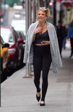 AnnaLynne McCord Looks Radiant As She is Spotted Facetiming a Friend While Walking in Tribeca NYC