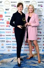 Anneka Rice At TRIC Awards 2020 at The Grosvenor House, London