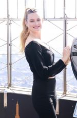 Behati Prinsloo At World Wildfire Day in NY