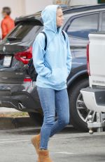 Brie Larson Out in Los Angeles
