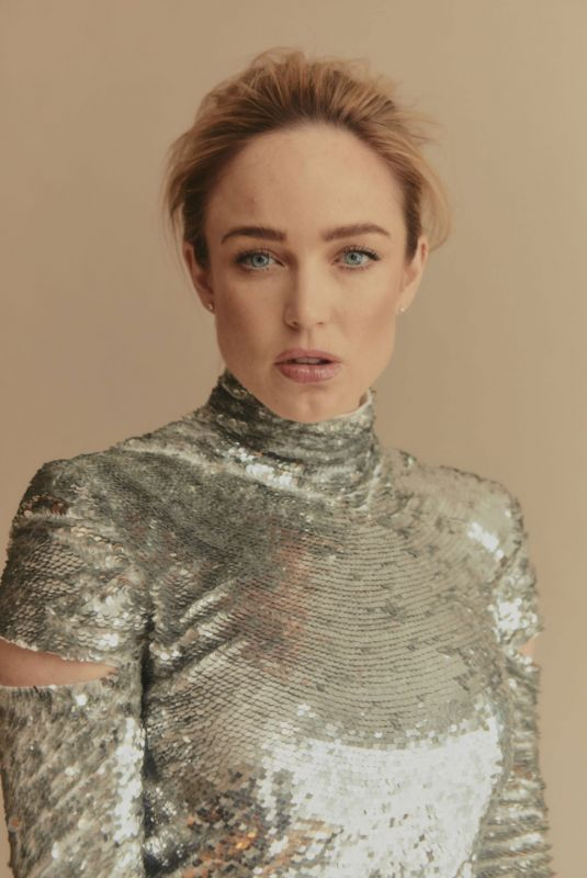 Caity Lotz - Pulse Spikes - March 2020