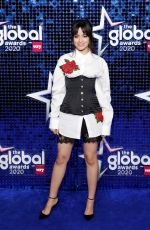 Camila Cabello At The Global Awards 2020 in London
