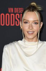Camille Kostek At Sony Pictures