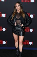Cassie Scerbo At Sony Pictures