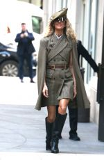 Céline Dion Out in New York City