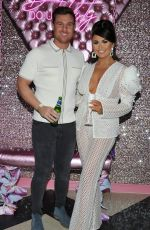 Charlotte Dawson and Matt Sarsfield At Avenue Nightclub Launch Party, Liverpool