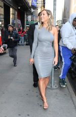 """Clare Crawley Outside """"Good Morning America"""" in New York City"""