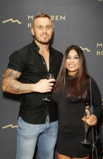 Cyrell Paule At VIP Launch Of Burwoods First Luxury Hotel in Sydney