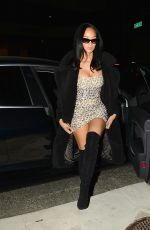 Draya Michele Out for dinner in Beverly Hills