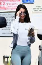 Eiza Gonzalez At Sweet Butter Kitchen in Sherman Oaks