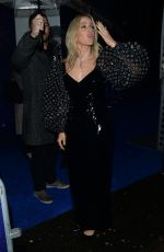 Ellie Goulding At The Global Awards 2020 with Very.co.uk at Eventim Apollo, Hammersmith in London