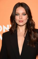 Emily DiDonato At Montblac Celebrates Launch of MB 01 Headphones & Summit 2+ in NY