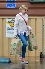 Emma Roberts Out & About in Los Angeles