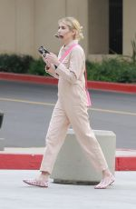 Emma Roberts Out shopping in Burbank, California
