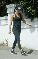 Eva Longoria Out for a workout in Los Angeles