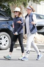 Felicity Huffman Seen during her community service in Los Angeles