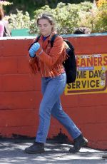Florence Pugh Out in Los Angeles