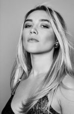 Florence Pugh - The Wrap by Marissa Mooney March 2020