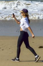 Gabriella Brooks Out for a walk on the beach in Victoria, Australia