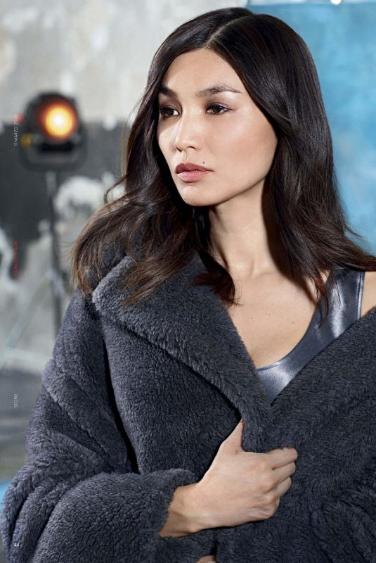 Gemma Chan - Vanity Fair Magazine Italia March 2020