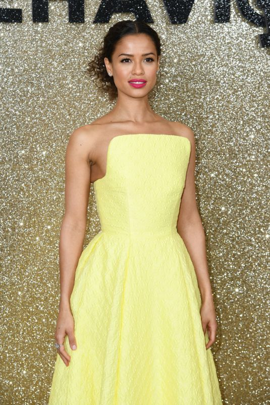 Gugu Mbatha-Raw At Misbehaviour Premiere in London