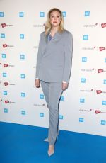 Gwendoline Christie Arrives for WE Day UK at The SSE Arena, Wembley, London