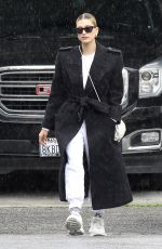 Hailey Bieber Out for lunch in Beverly Hills
