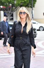 Heidi Klum Out in Pasadena