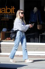 Hilary Duff At Joans on Third in Studio City