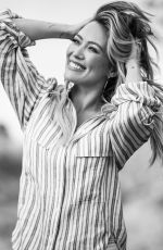 Hilary Duff - Photography by Silja Magg for Parents Magazine April 2020