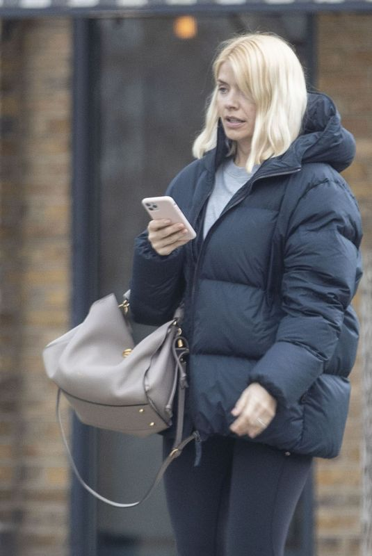Holly Willoughby Goes green by swapping her gas guzzling Mercedes G Wagon