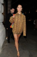 Iris Law At Mulberry Party, London