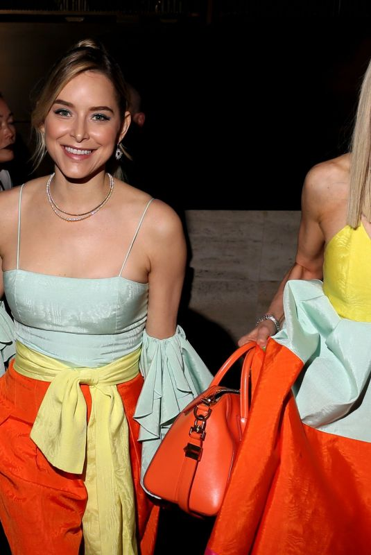 Jenny Mollen At Art Production Fund Gala Honoring Tom Sachs & Sarah Hoover, New York