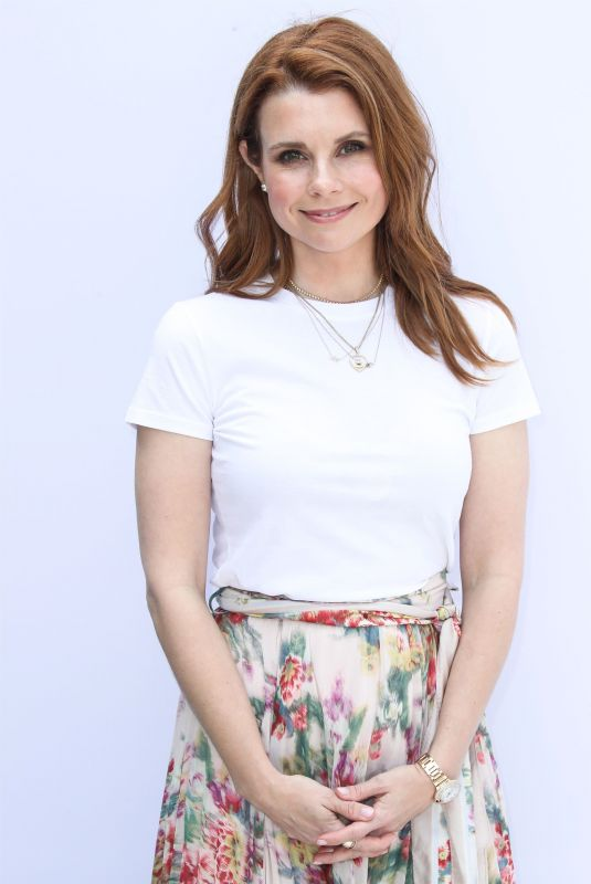 Joanna Garcia Swisher Attending the Little Market's International Women's Day Event in Santa Monica