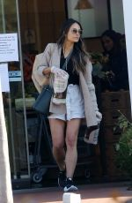 Jordana Brewster Out shopping in Pacific Palisades