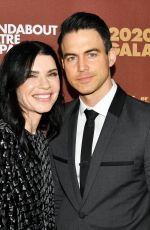 Julianna Margulies At Roundabout Theatre Company