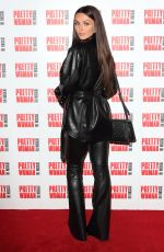 Kady McDermott Attends the Pretty Woman, The Musical Press Night at the Piccadilly Theatre in London