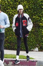 Kaia Gerber Out in Los Angeles