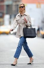Karlie Kloss Stepping out in New York City