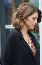 Katherine Schwarzenegger Spotted out and about in NYC
