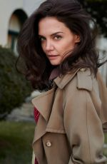 Katie Holmes - InStyle magazine April 2020 issue