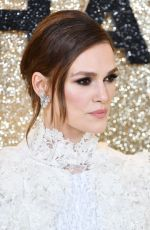 Keira Knightley At Misbehaviour Premiere in London