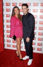 Kelly Brook At Press Night for Pretty Woman Picadilly Theatre in London