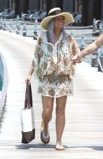 Kerry Katona Shows off her recent incredible 3 stone weight at the luxury 5 star resort Ayada Maldives