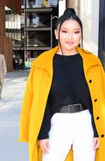 Lana Condor Spotted out and about in NYC